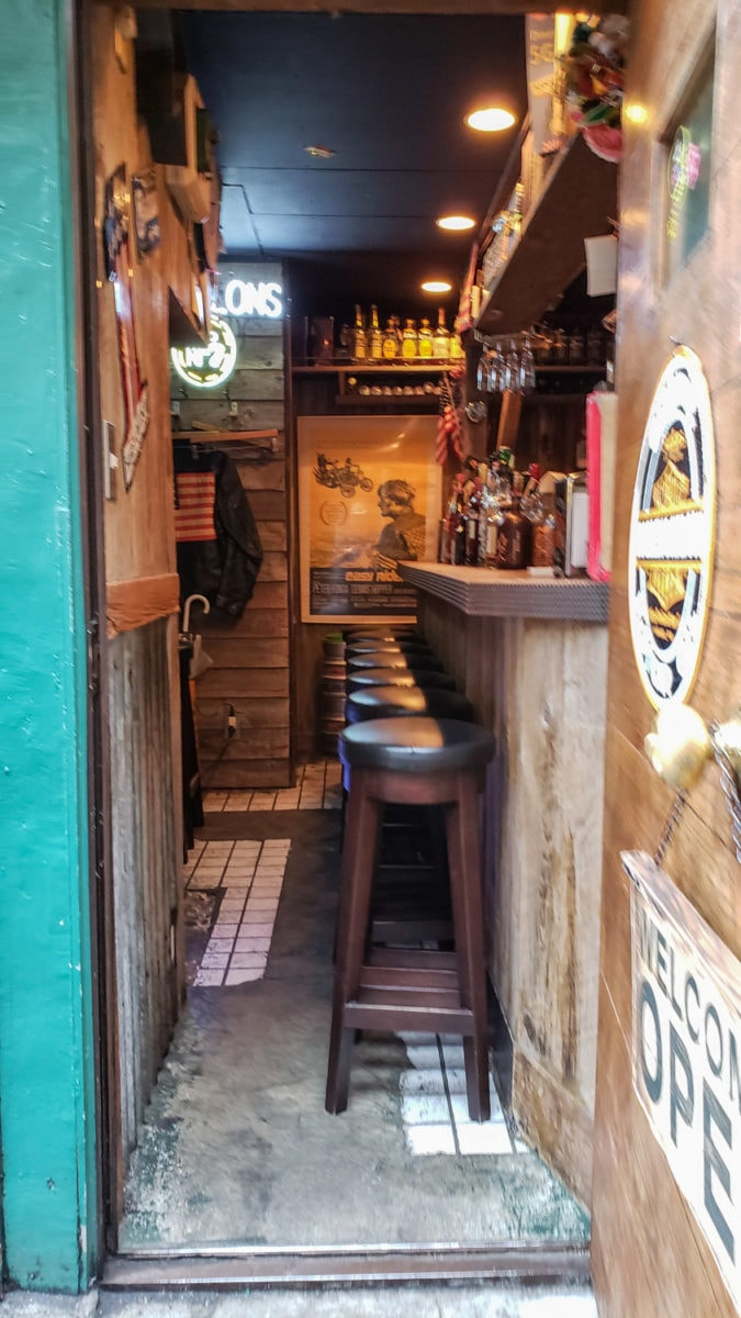 tokyo small bars and places to visit