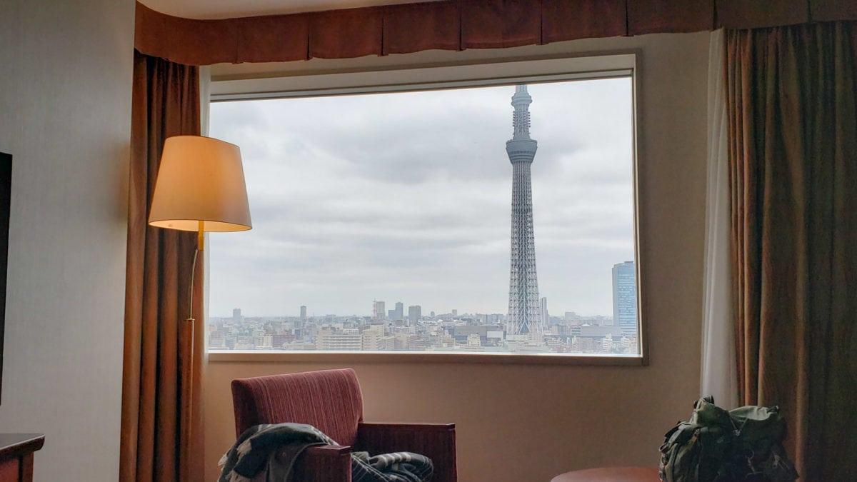 tobu hotel levant where to stay