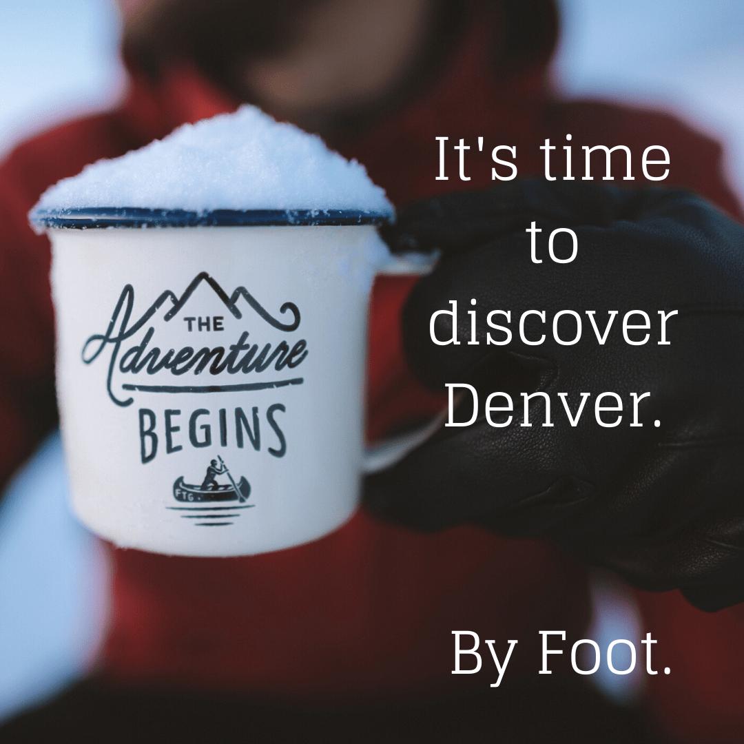 denver by foot hiking challenge