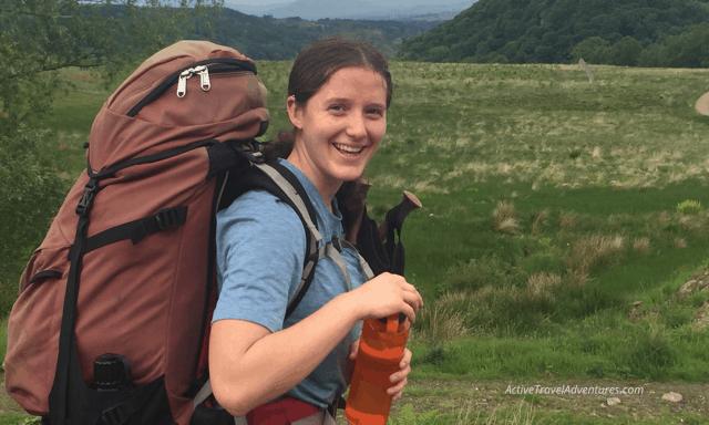 West Highland Way hiking gear