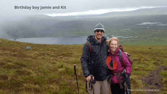 first time hiking west highland way trail