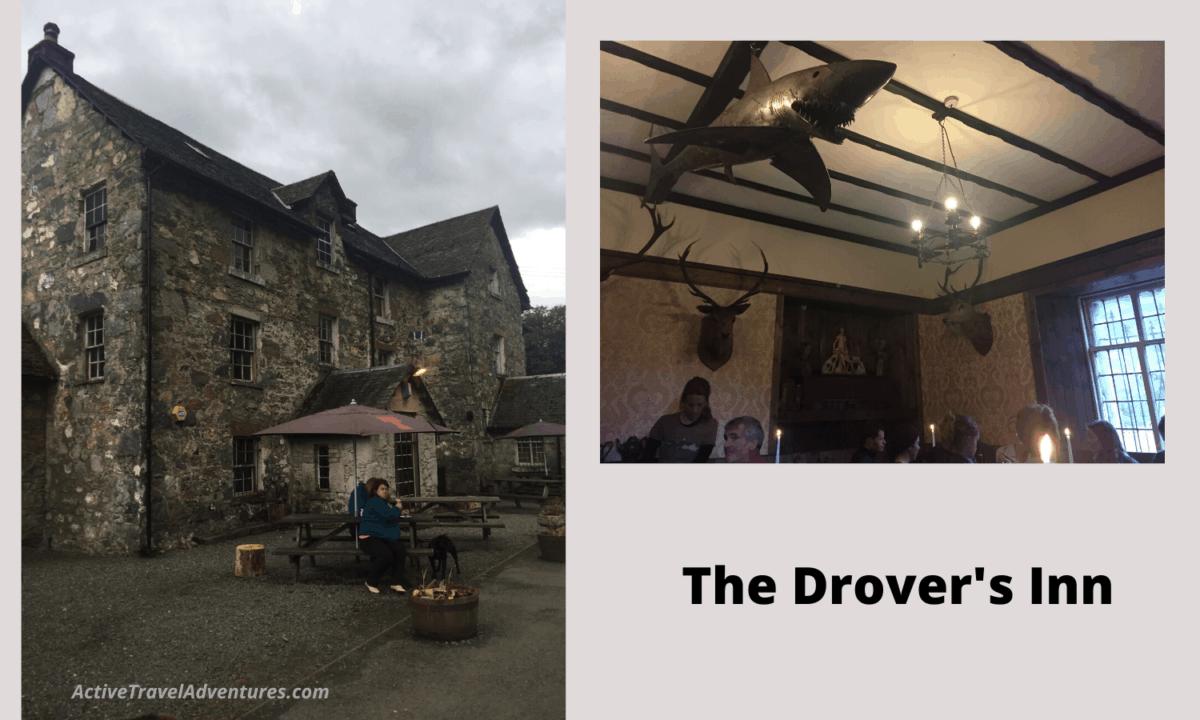 Drymans Inn Scotland