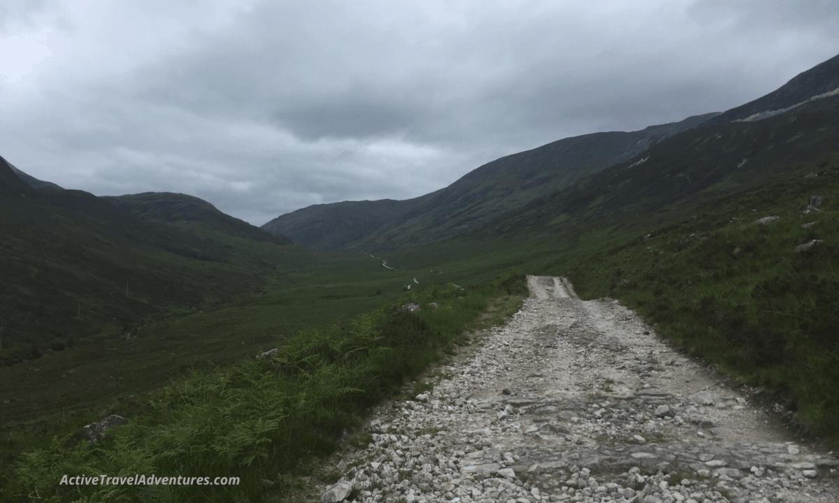 Military path west highland way