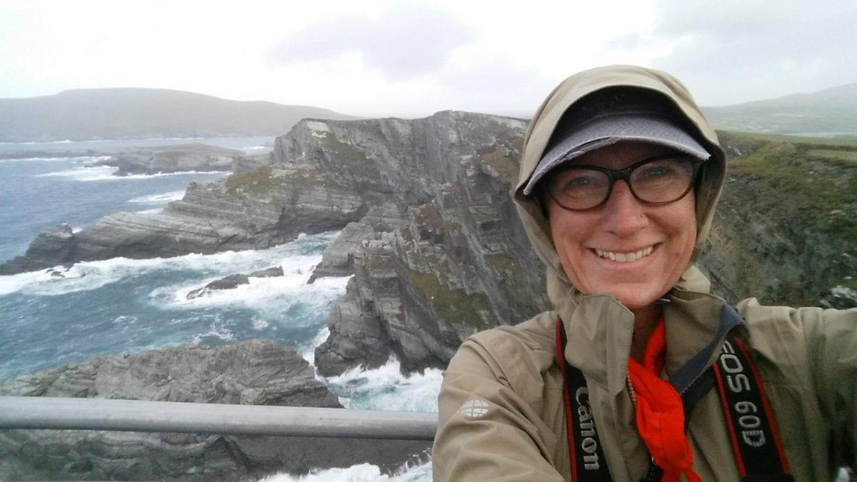 rain jacket gear for ireland trip