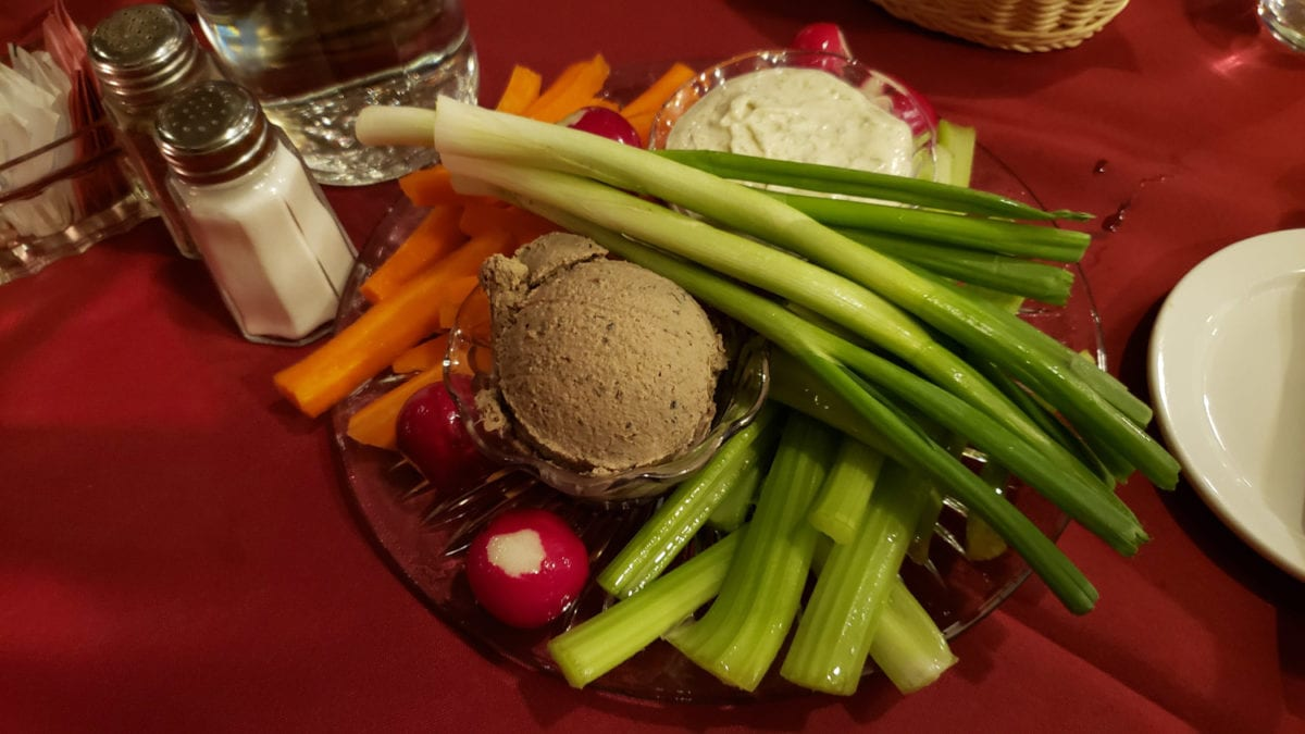 supper club relish tray