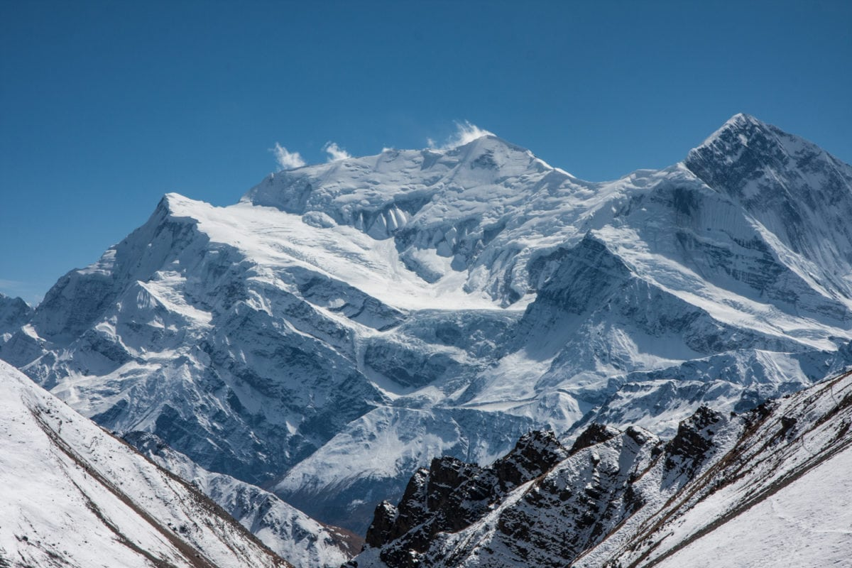 Annapurna circuit difficulty