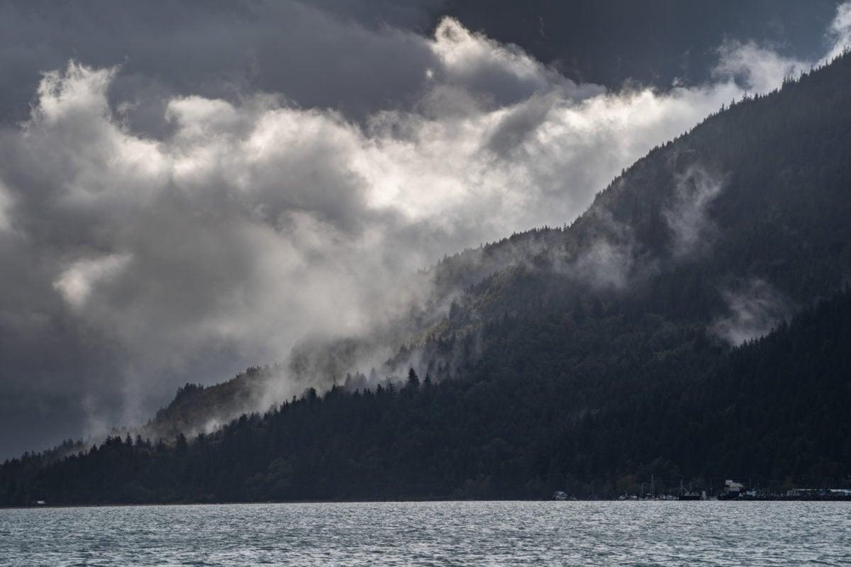 fjords great bear rainforest