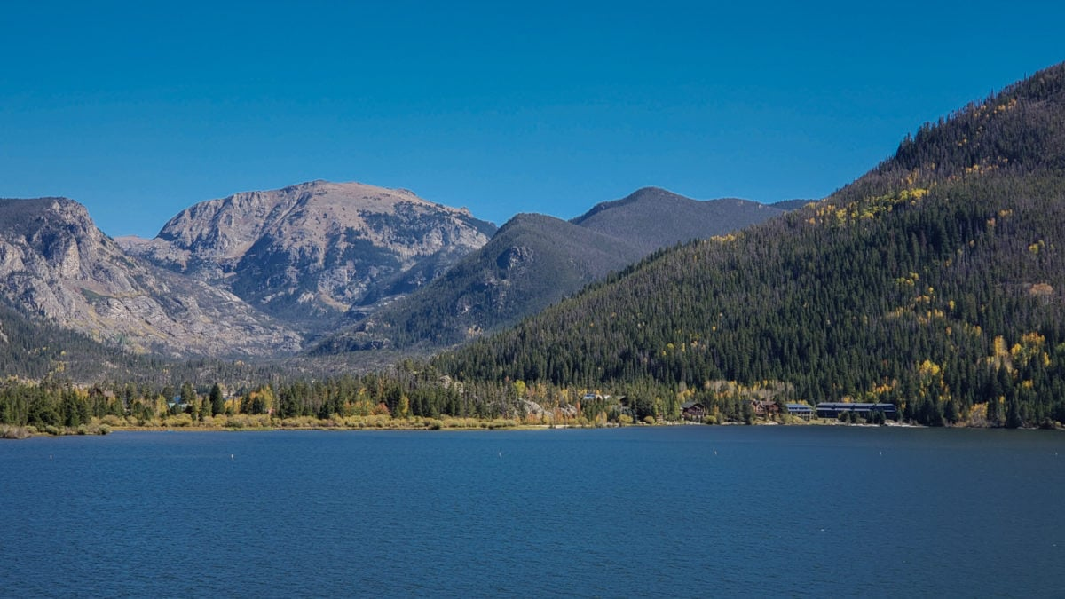 Grand Lake day trip from denver