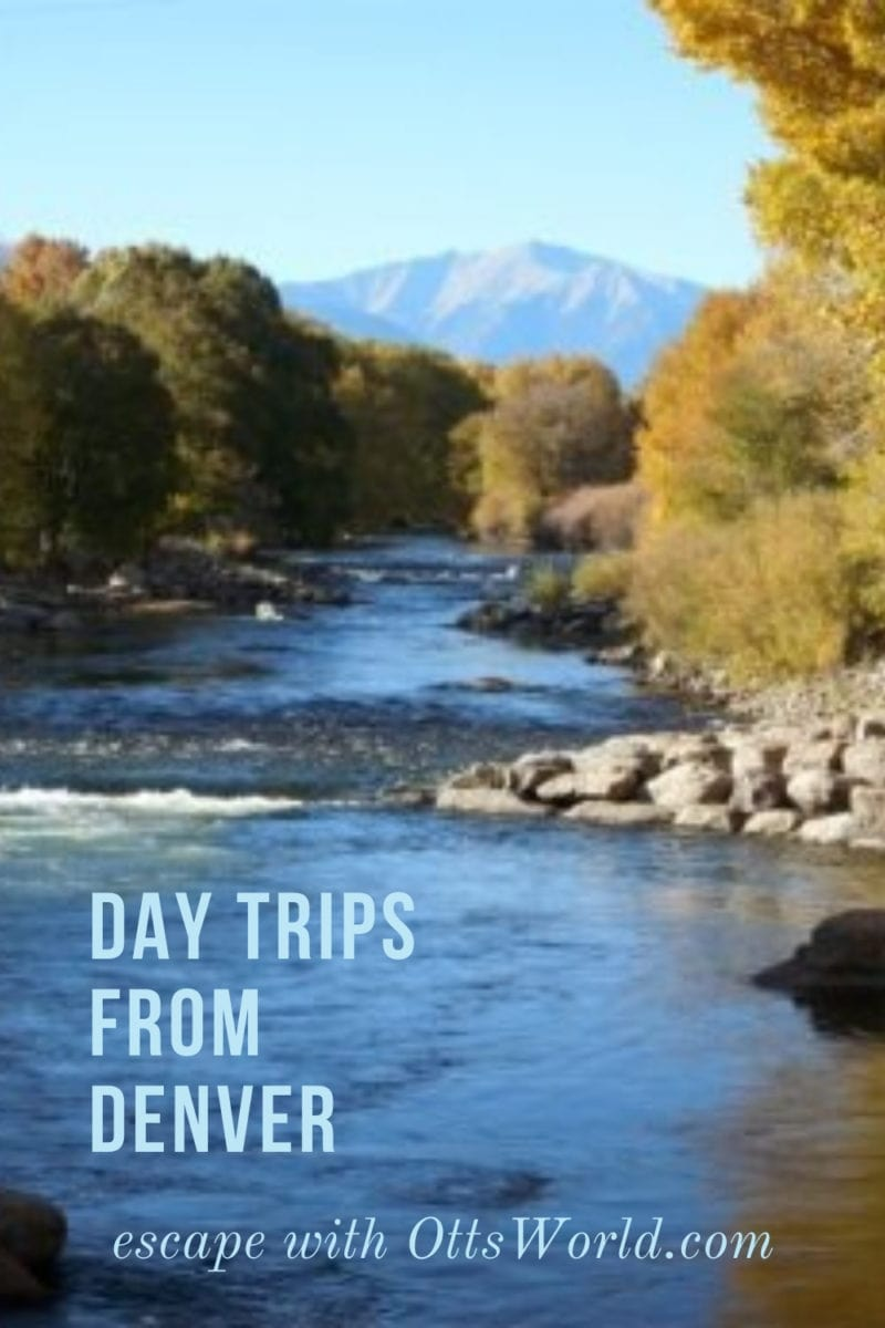 day trips from denver colorado