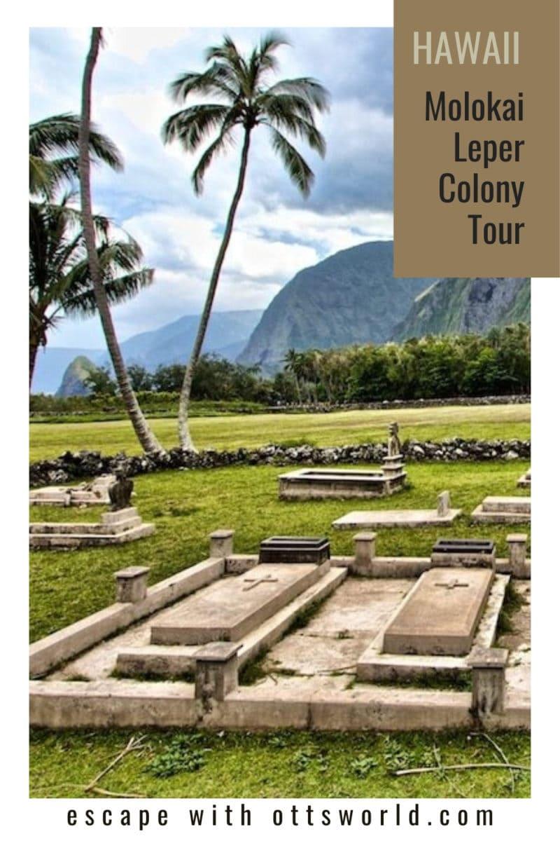 molokai leper colony cemetery