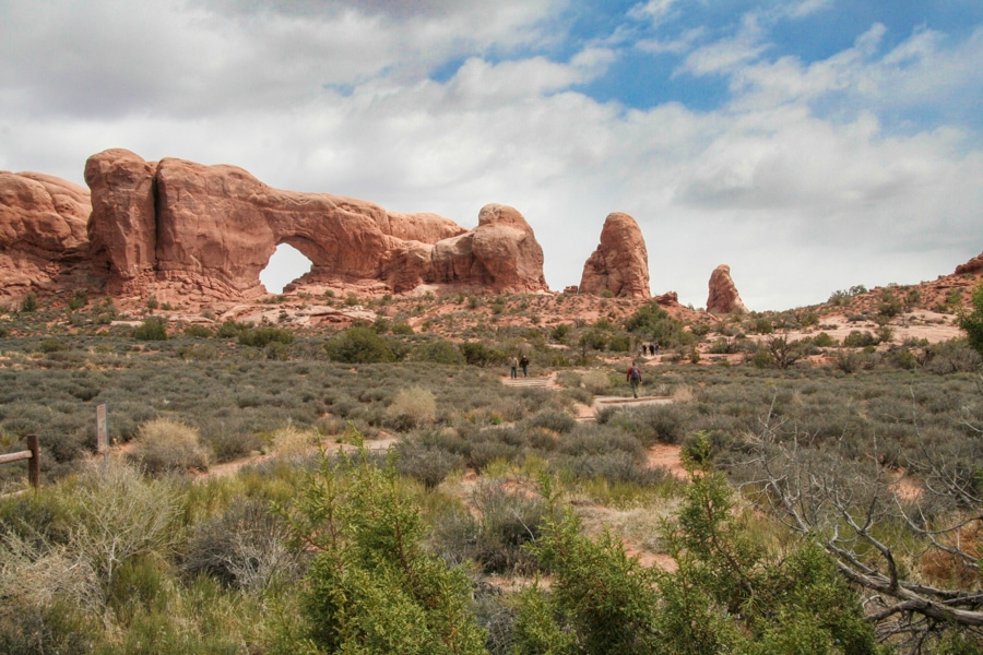 national park arches