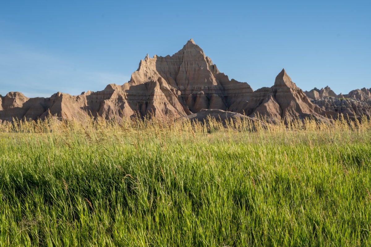 badlands south dakota