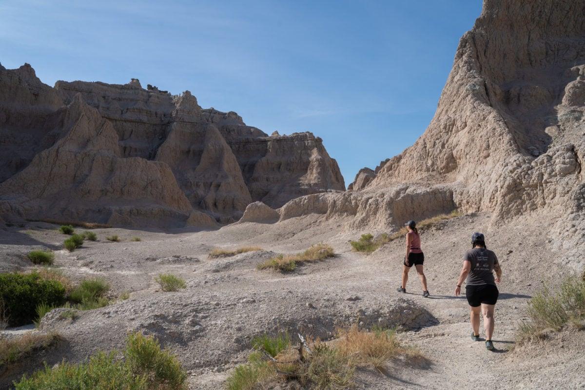 notch trail south dakota