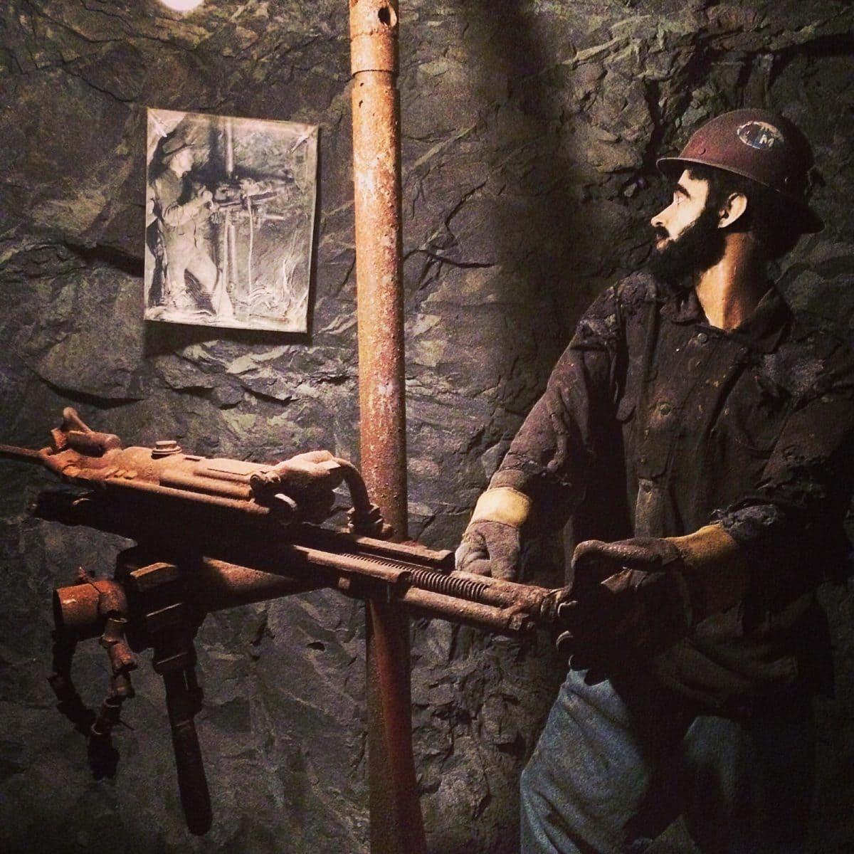 lake city mine museum