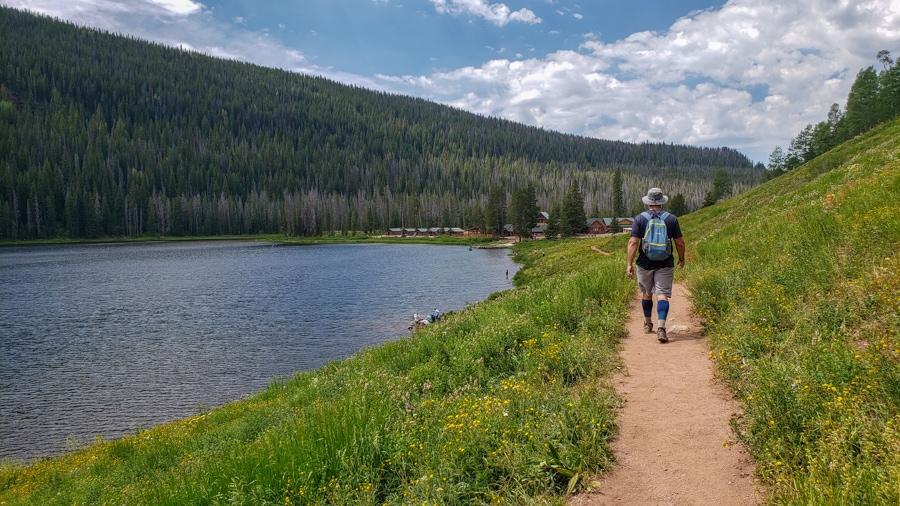 piney lake vail secret