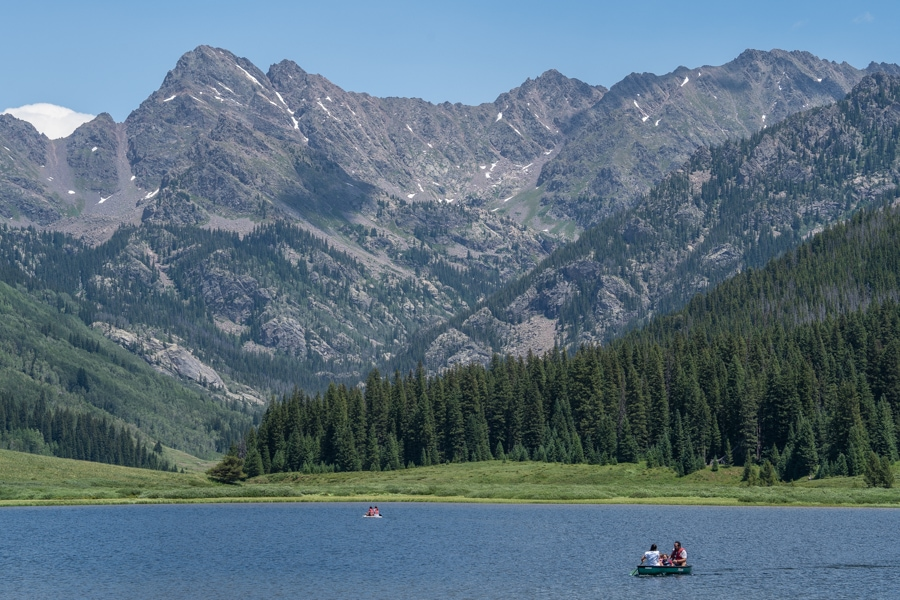 gore range canoe