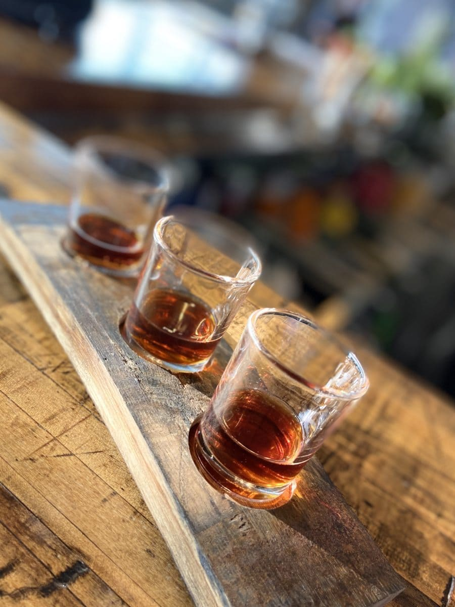 coffee flavored whiskey denver