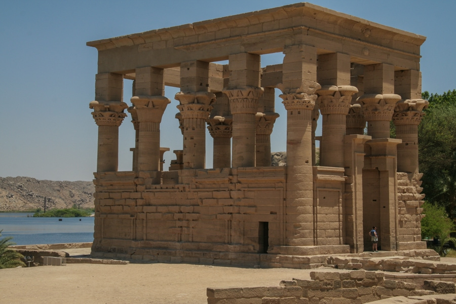 ancient egypt temply