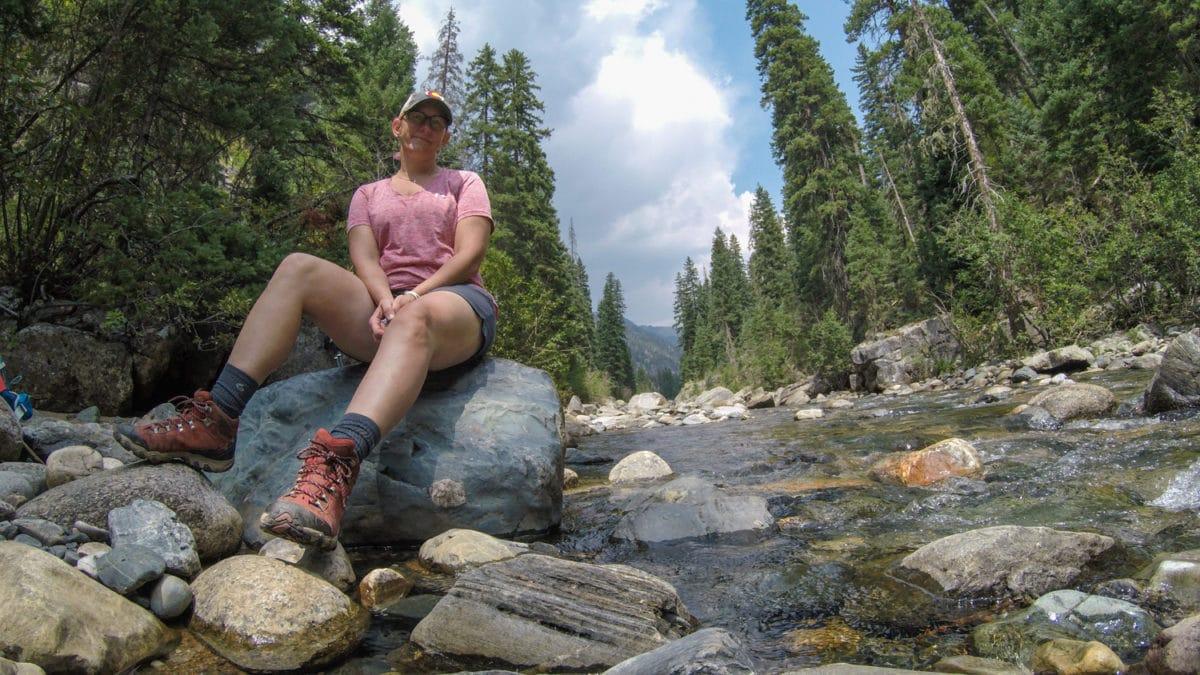 Vallecito creek trail