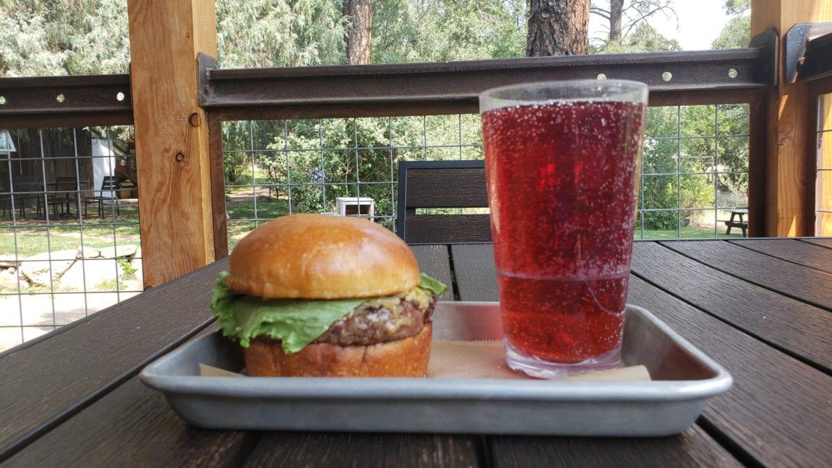 james ranch hamburger