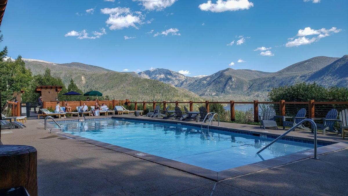 grand lake lodge pool