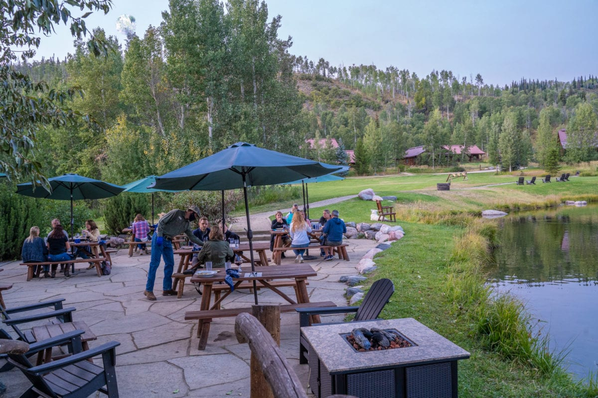 Vista Verde Ranch Colorado