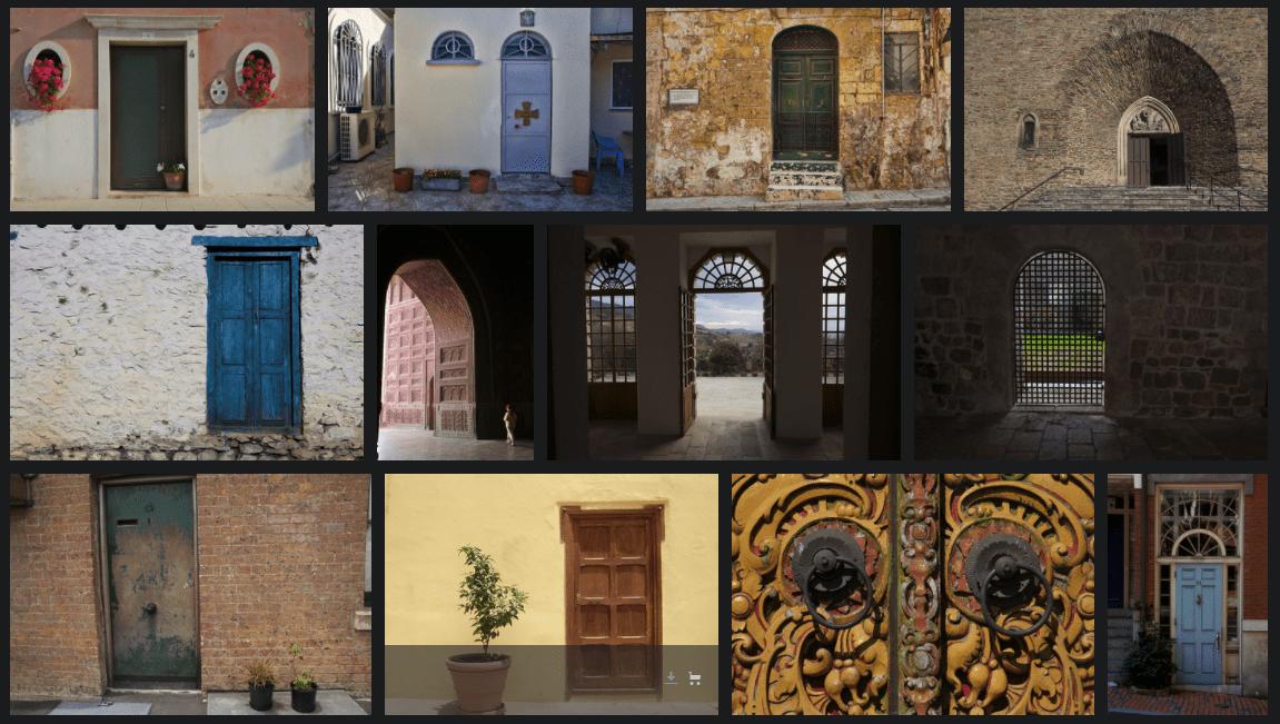door pictures