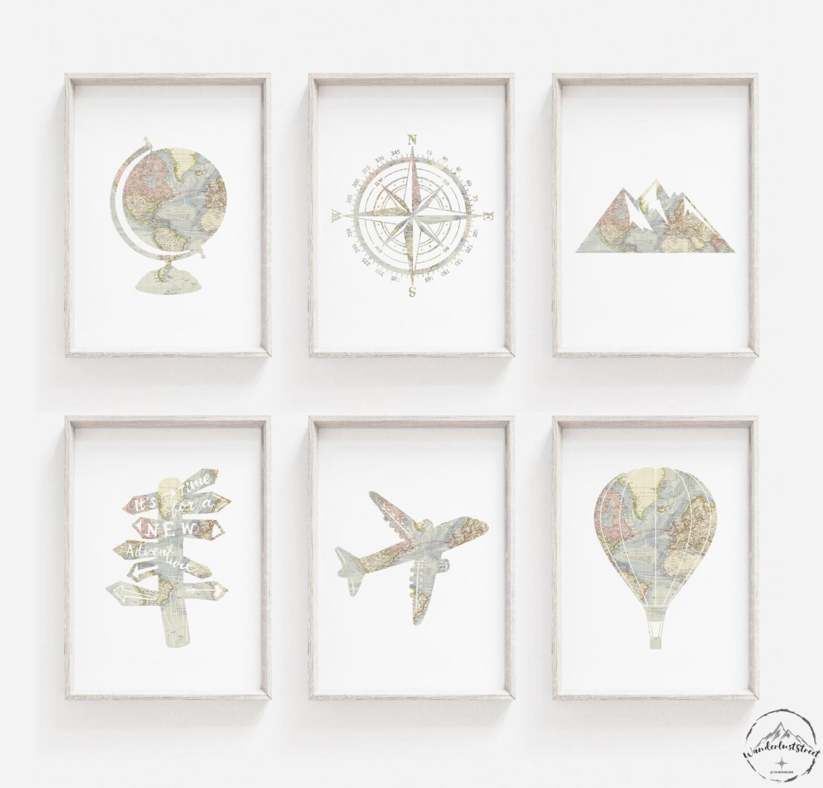 travel images for your wall