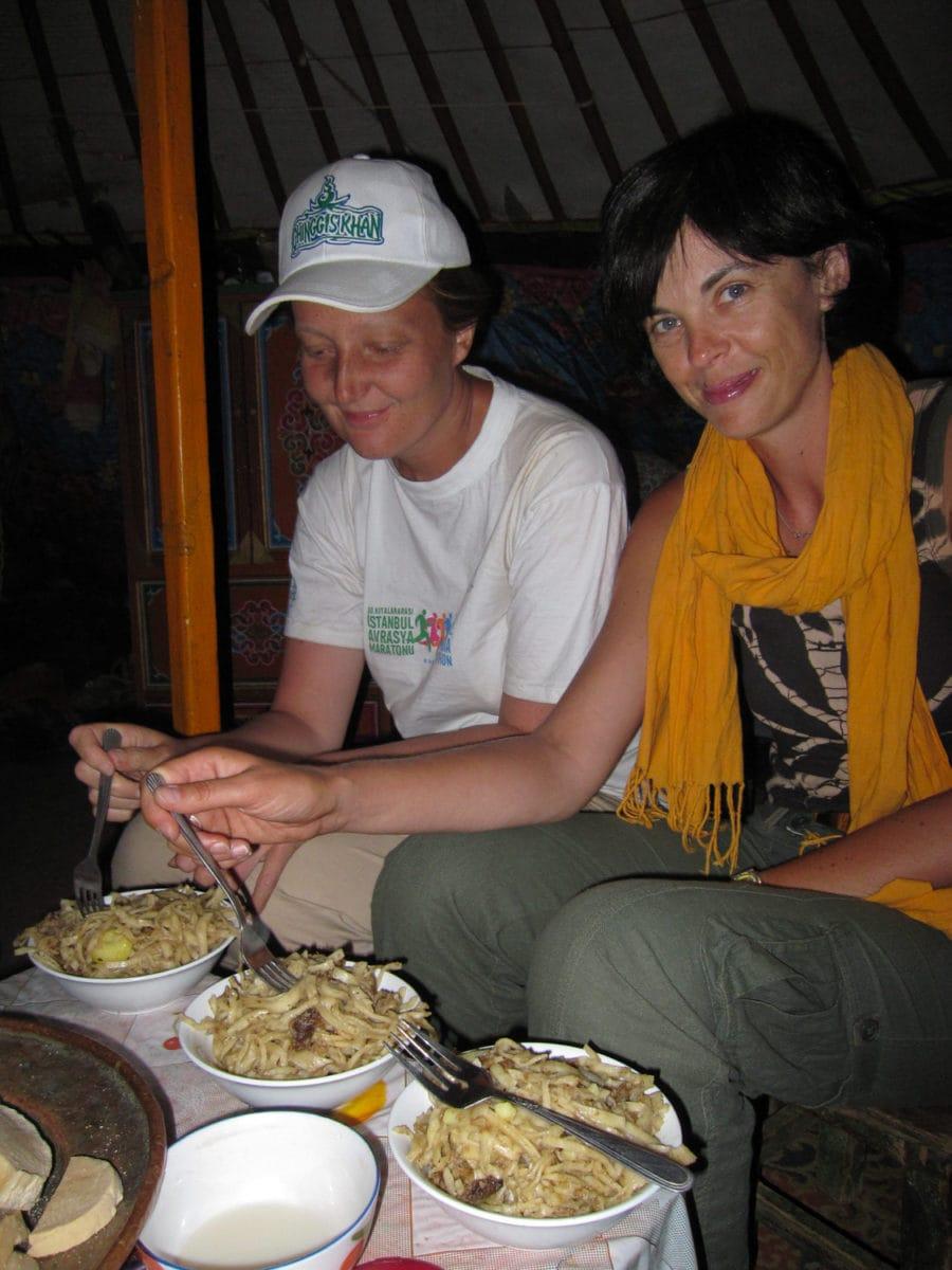 mongolian mutton soup