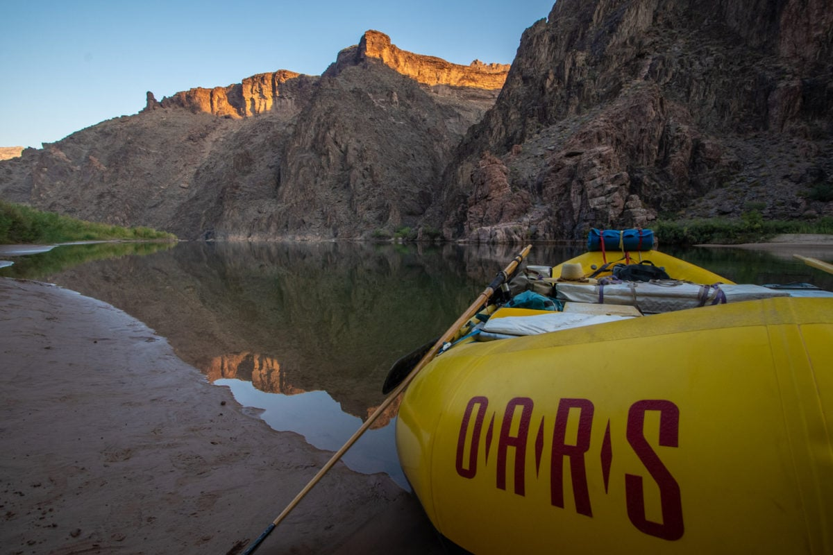 Oars Grand Canyon Rafting