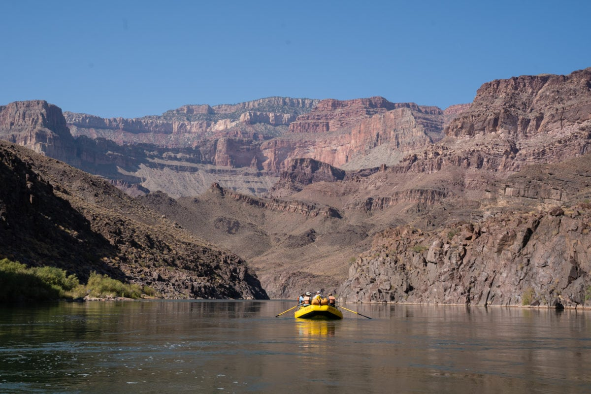 rafting the grand canyon epic trip