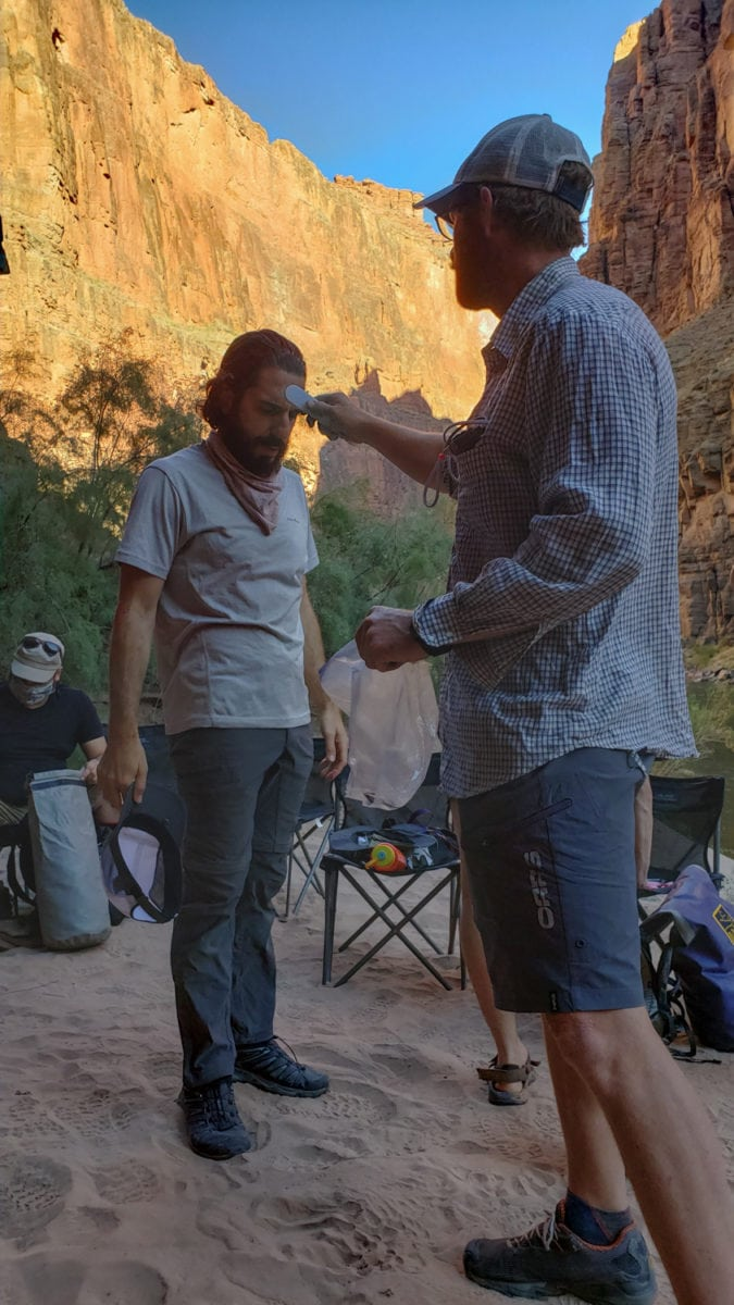 temperature check grand canyon
