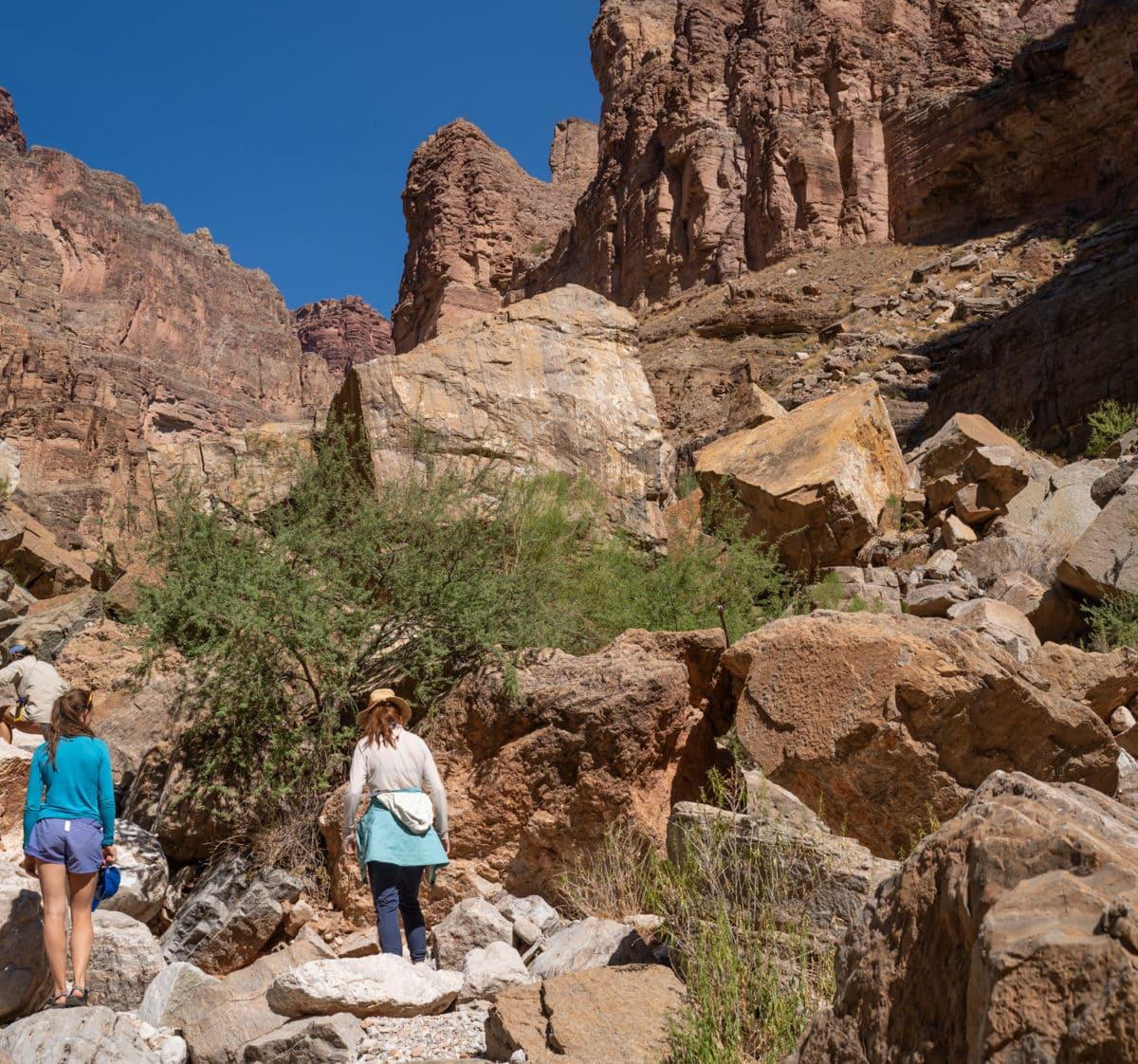 Cove canyon