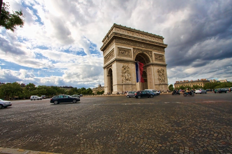best places to photograph in paris