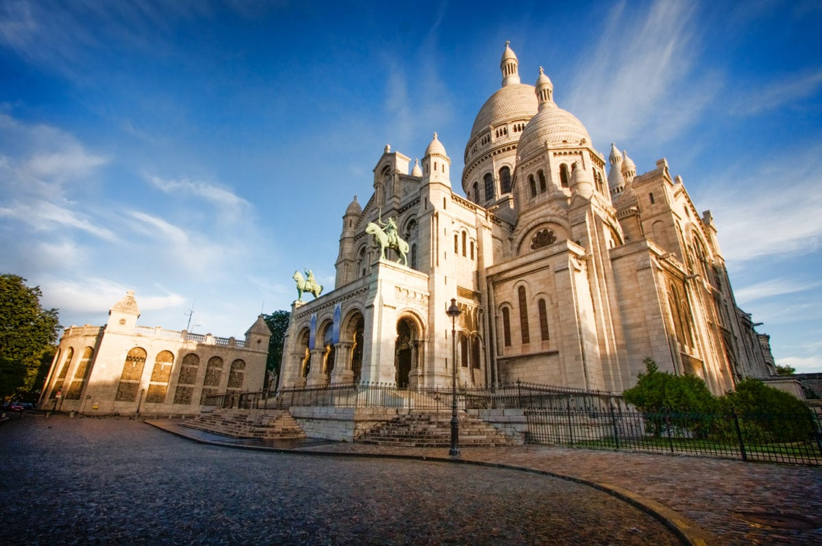 sacre cour photography tips