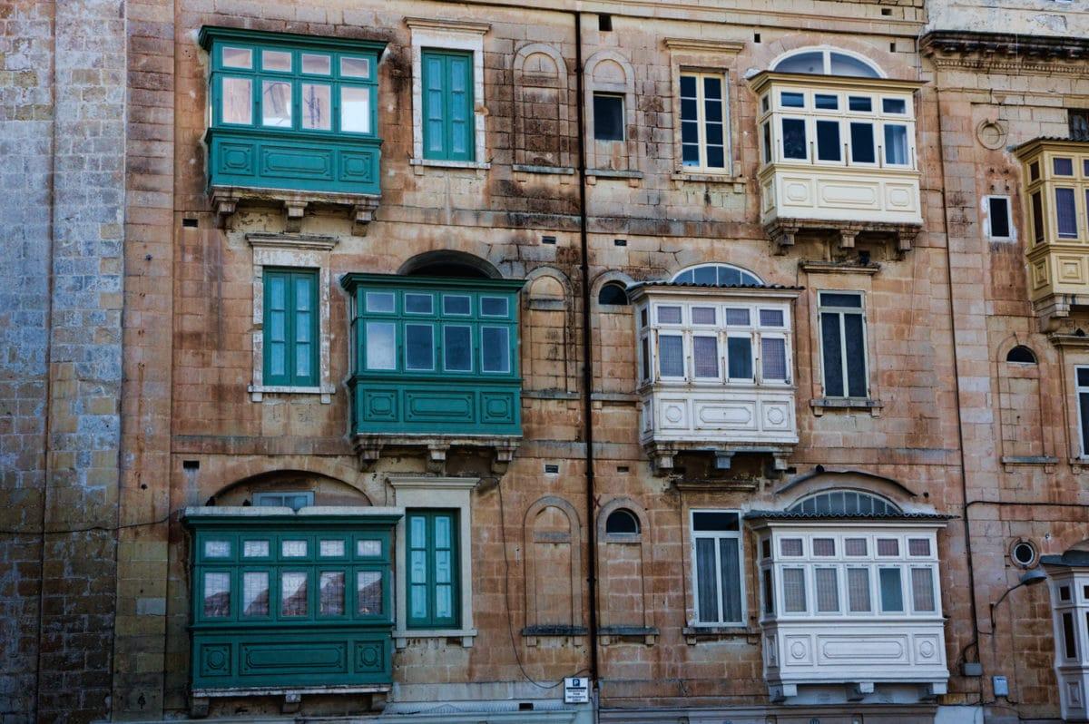 maltese balcony origin and architecture