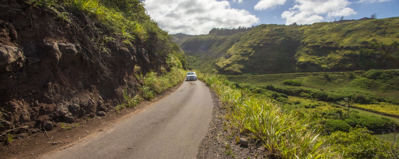 Kahekili Highway Maui