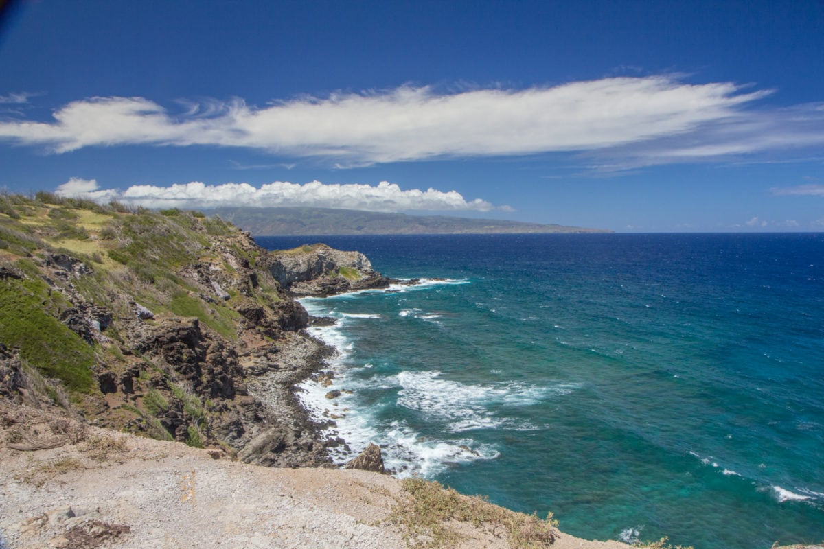 coastal views kahekili highway maui
