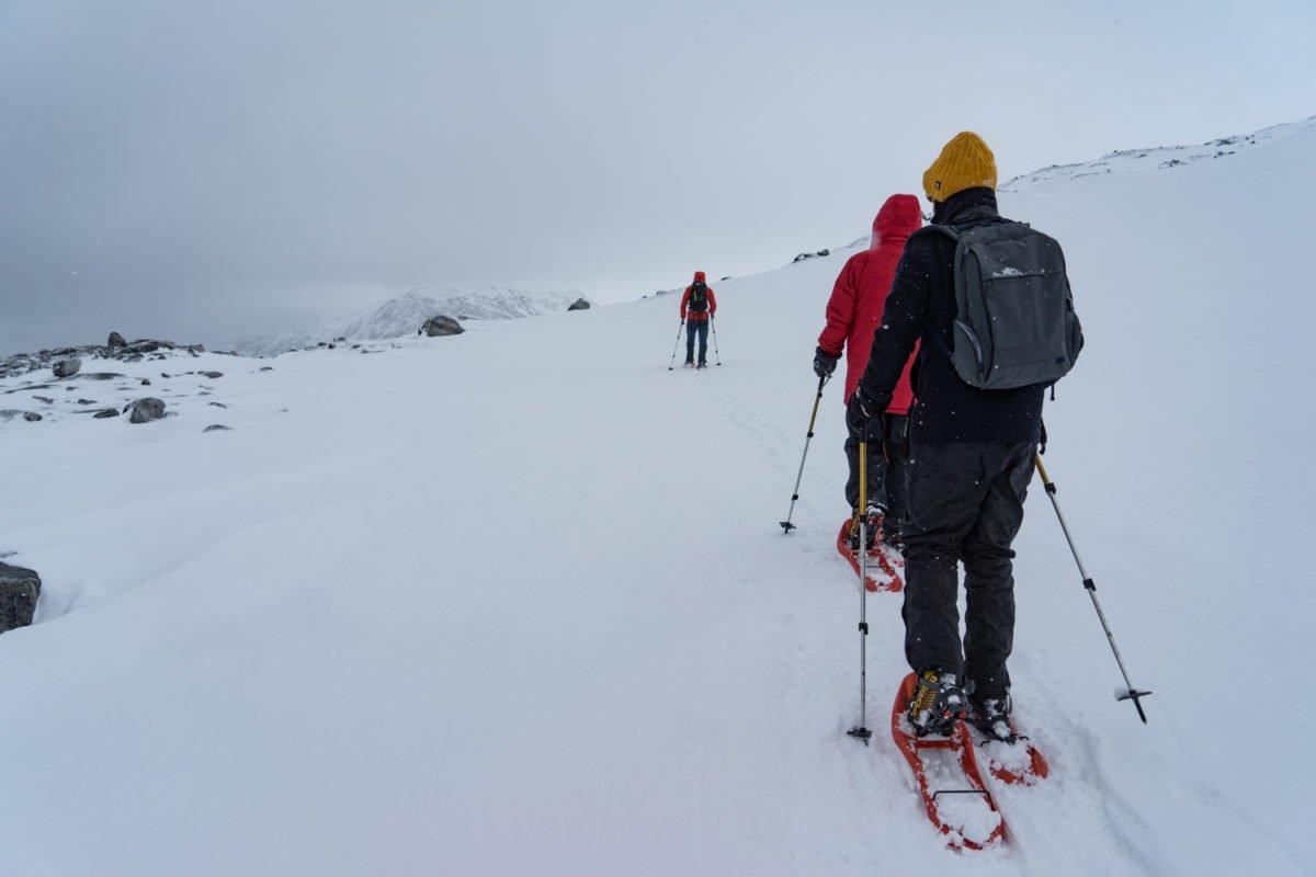 snowshoe gear