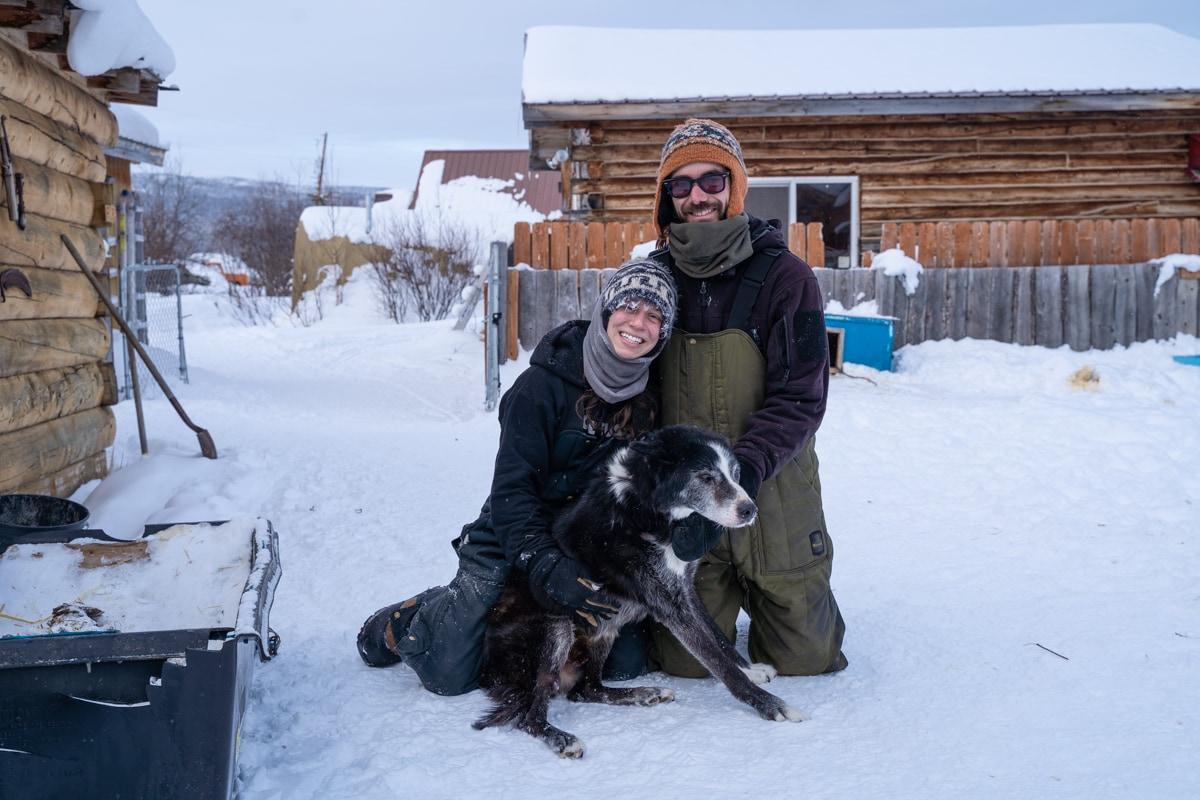 Moon Dog Kennel Alaska