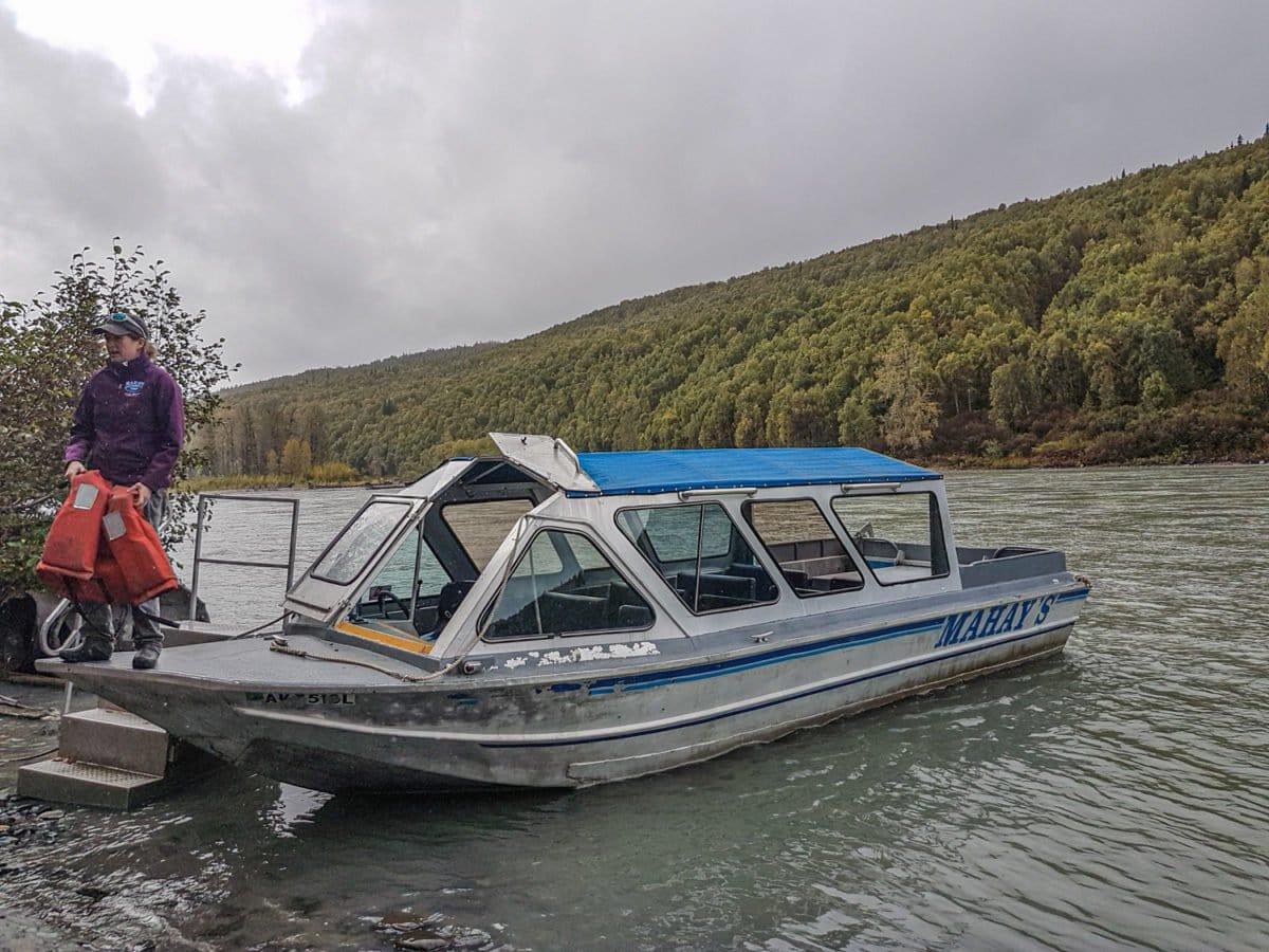 jet boat tour talkeetna