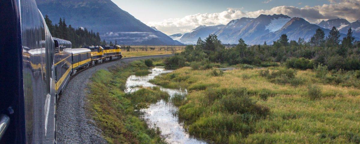 trip to alaska summer