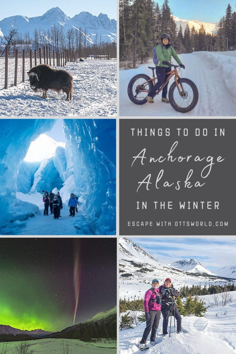 Things to do in Anchorage, Alaska in the Winter