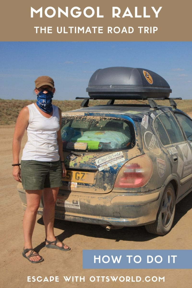 Mongol Rally - The Ultimate Road Trip