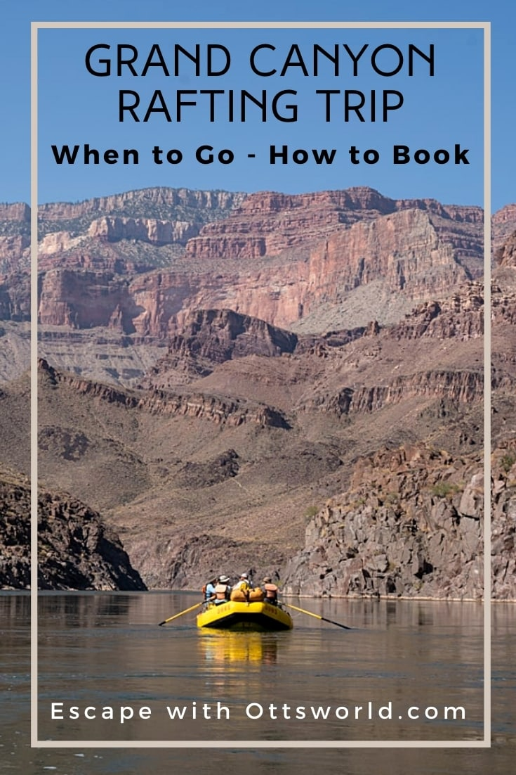 Grand Canyon Rafting Trip on the Colorado River