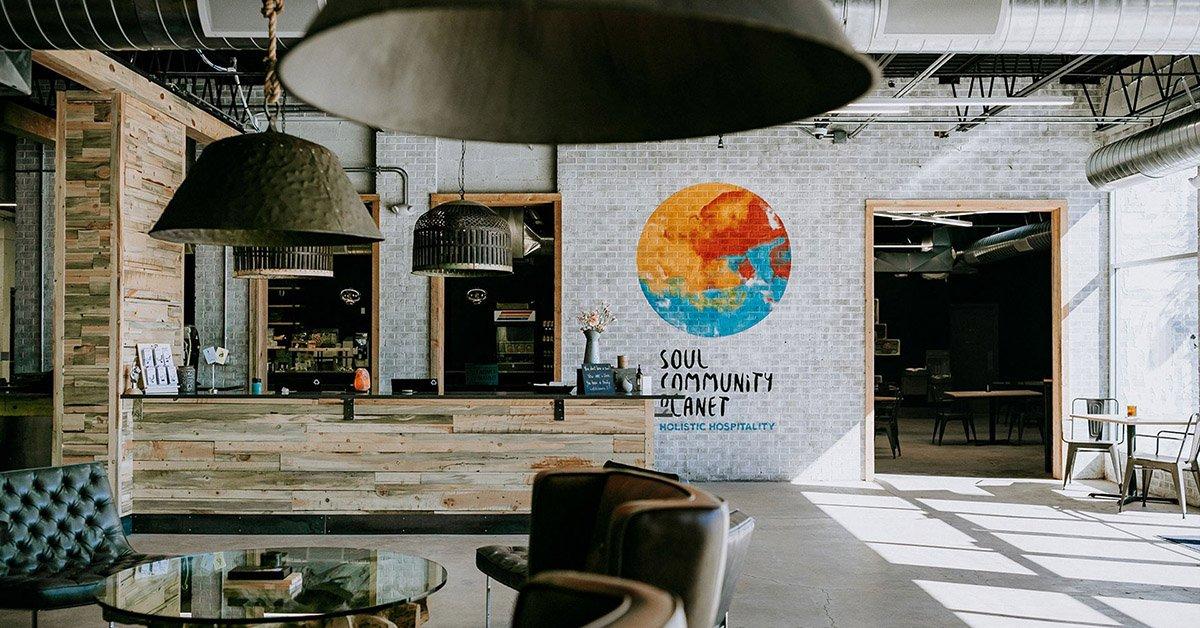 Soul Community Planet Lobby