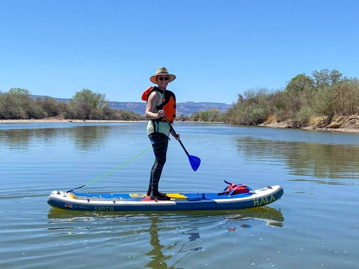 Grand Junction SUP outdoor things to do