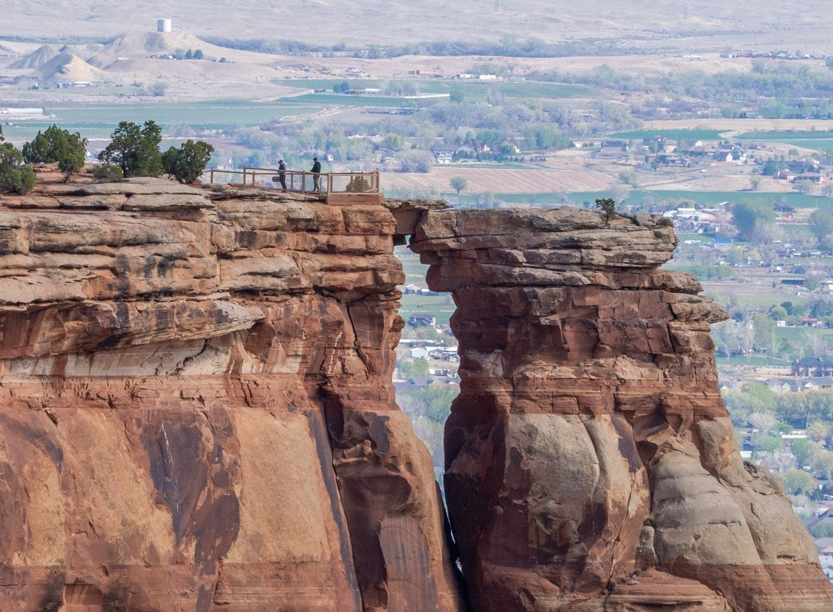 Colorado National Monument hikes
