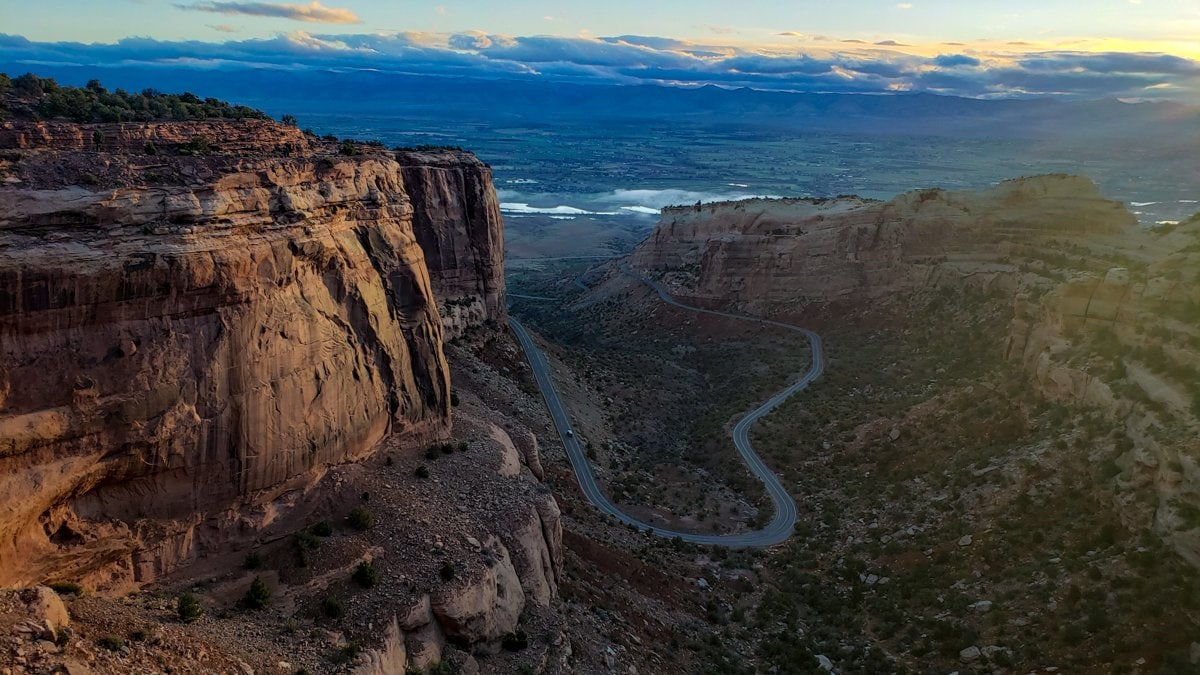 Colorado National Monument Grand Junction
