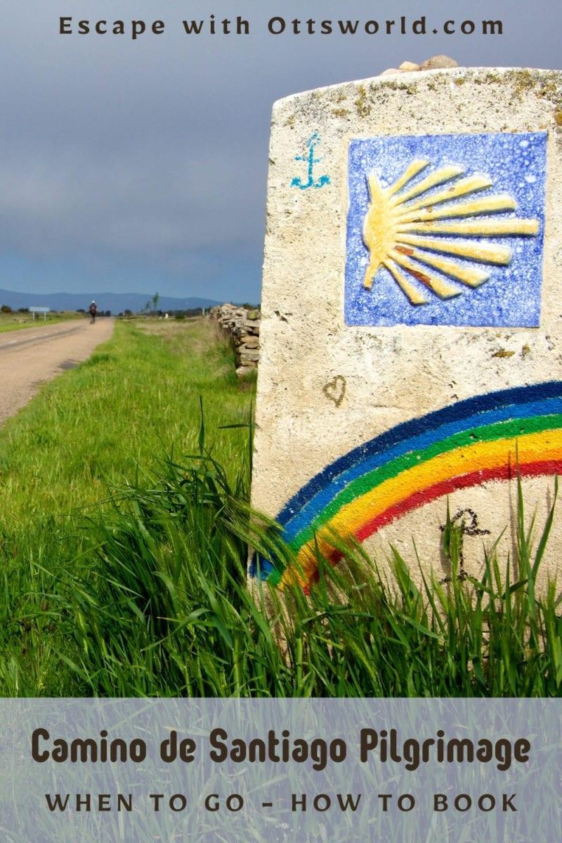 The Camino de Santiago Pilgrimage